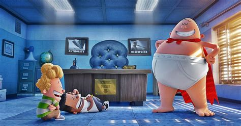 Captain Underpants Soars above Mediocre Storytelling