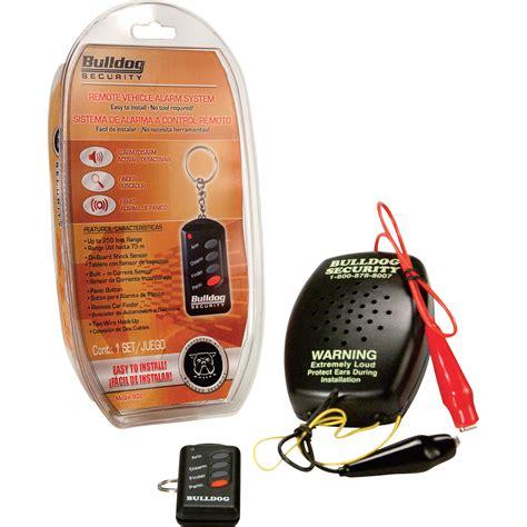 Car Alarms DIY Car Alarms BulldogSecurity