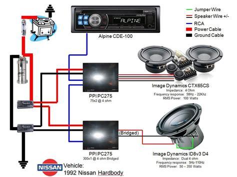 car radio wiring diagram images wiring motorcycle radio wiring car audio wiring diagrams s and reviews