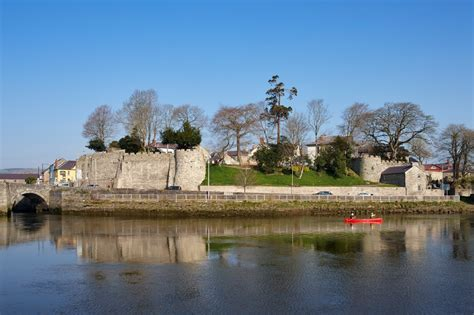 Cardigan Castle The Castles of Wales