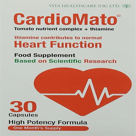 CardioMato 30 capsules Boots