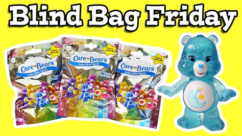Care Bears SERIES 2 Blind Bags NEW and Glittery YouTube