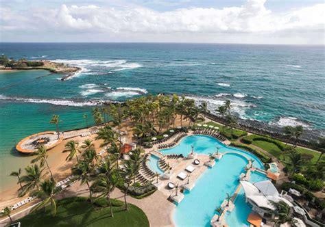 Caribe Hilton Puerto Rico Caribbean Hotels Apple