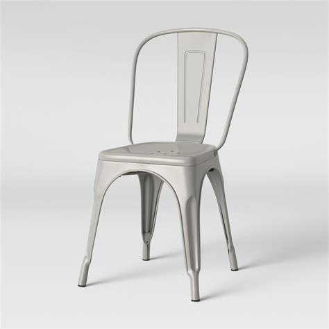 Carlisle High Back Metal Dining Chair Threshold Target