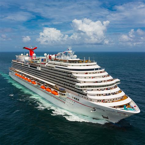 Carnival Cruise Line Ships and Itineraries 2017 2018