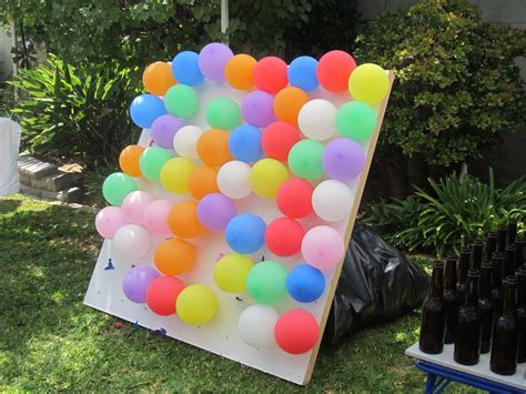 Carnival Game Ideas