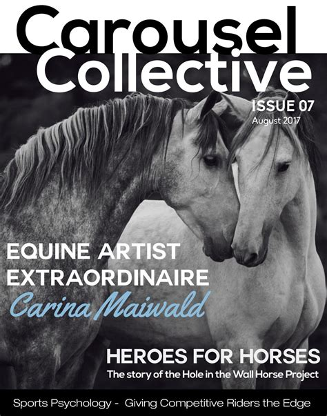 Carousel Collective August 2017 by Carousel Collective