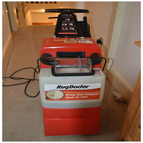 Carpet Cleaner Rental in Wakefield Rug Doctor UK