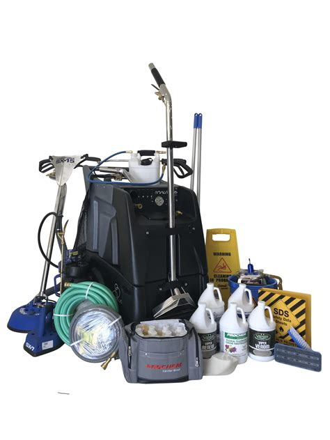Carpet Cleaning Equipment Machines and Supplies