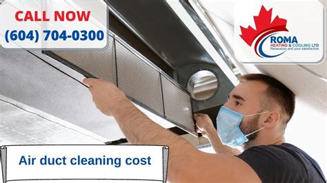 Carpet Cleaning in North Vancouver Duct Furnace Cleaning