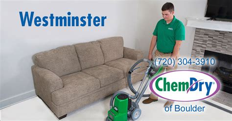 Carpet Cleaning in Westminster chemdryboulder
