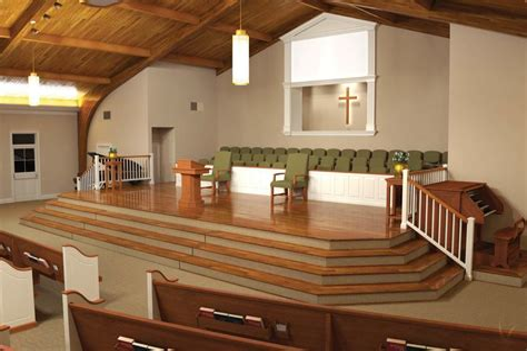 Carpet Hardwood Tile Floor Refinishing Church Interiors