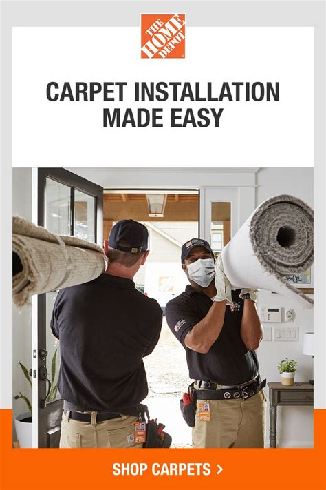 Carpet Installation Replacement at The Home Depot