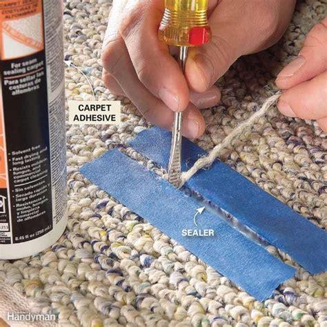 Carpet Maintenance Tips 3 Quick Carpet Fixes