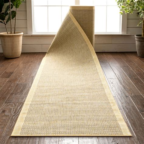 Carpet Runners Hallway Rugs Plain Patterned Runners