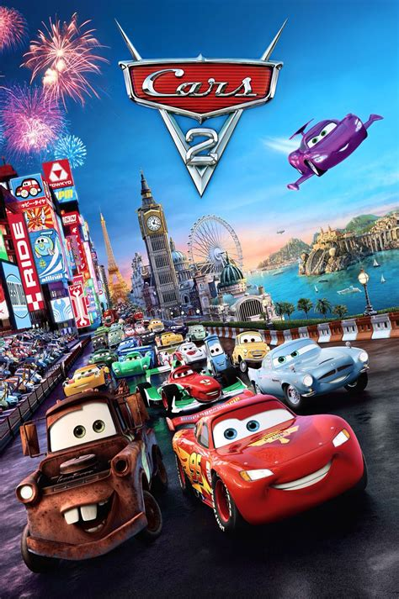 Cars 2 2011 Movie Moviefone