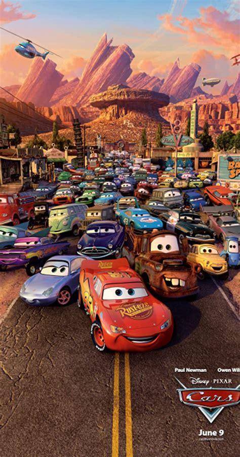 Cars 2006 Full Cast Crew IMDb