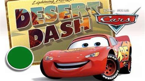 Cars Lightning McQueen s Desert Dash Online Game