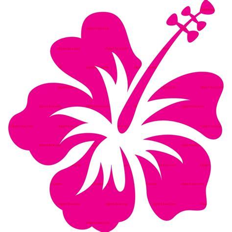 Cartoon Hibiscus Flowers ClipartFest