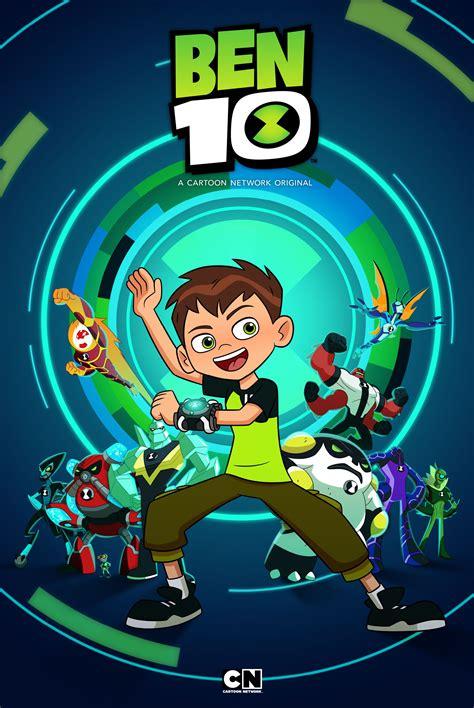 Cartoon Network Ben 10