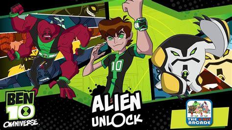 Cartoon Network Games Ben 10 Omniverse Battle For Power