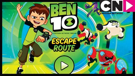 Cartoon Network Video Free Games and Videos from Ben 10