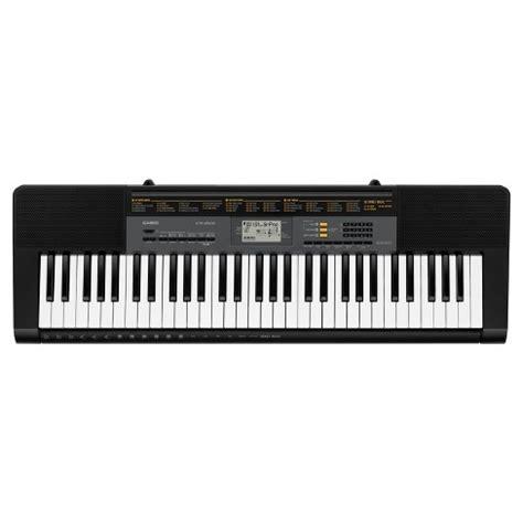 Casio CTK 2500 Portable Keyboard Black Target