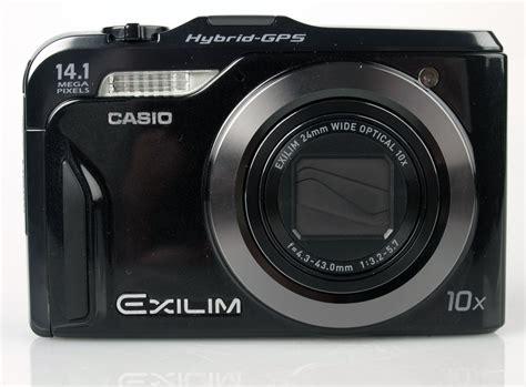 Casio Camera Reviews - Casio Cameras