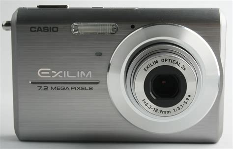 Casio Exilim EX-Z75 Digital Camera Full Review