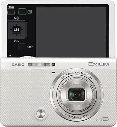 Casio High Speed Exilim Ex-zr50we Digital Camera Ex-zr50 White