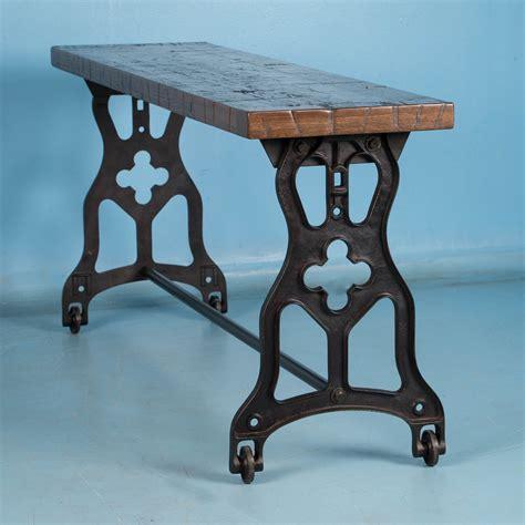 Cast Iron Table eBay