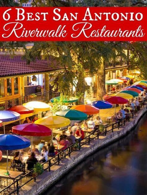 Casual Dining San Antonio Riverwalk