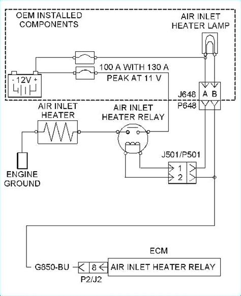 cat 3126 intake heater wiring diagram images cat 3116 intake heater wiring diagram wiring diagram