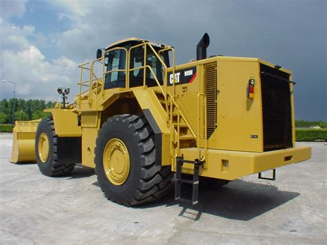 Cat 988H Wheel Loader Caterpillar