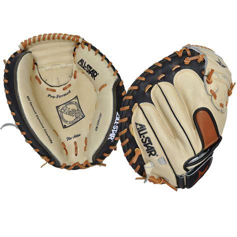 Catcher All Star Baseball Softball Gloves Mitts eBay