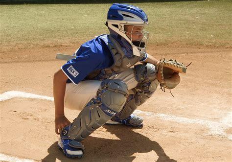 Catcher Set Up Position