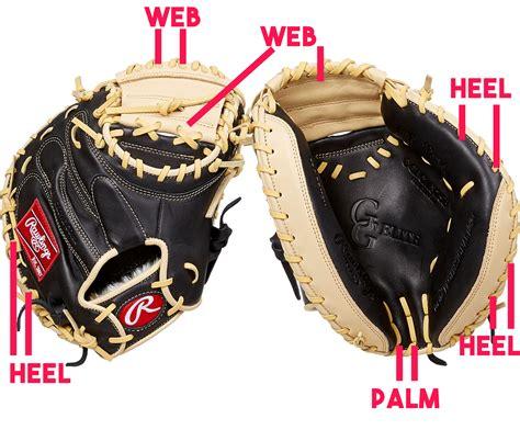 Catchers mitts Gloves Charlie Rose Baseball