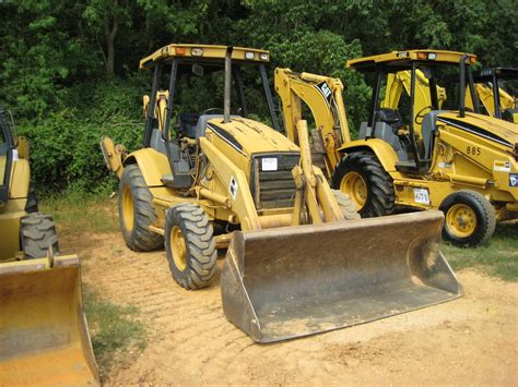 Caterpillar 416C Loader Backhoe