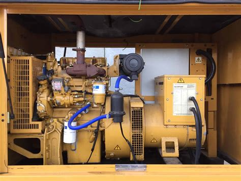 Caterpillar Diesel Generators New and Used Caterpillar