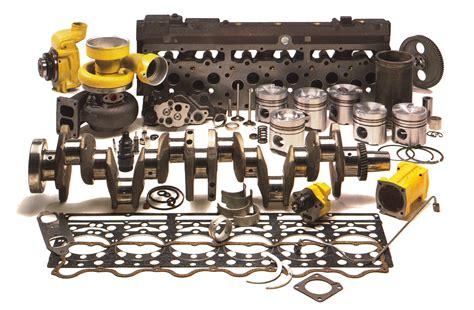 Caterpillar diesel engine spare parts