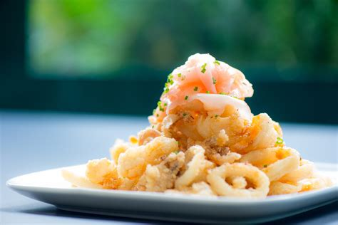 Celadon Napa Valley Downtown Restaurant Food Dessert