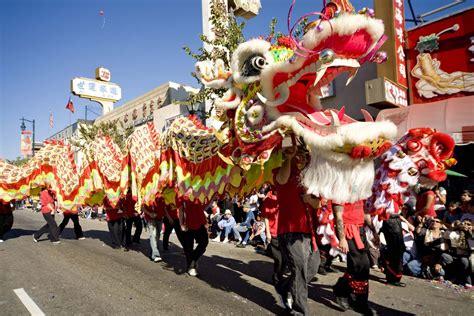 Celebrating the Chinese New Year Yahoo