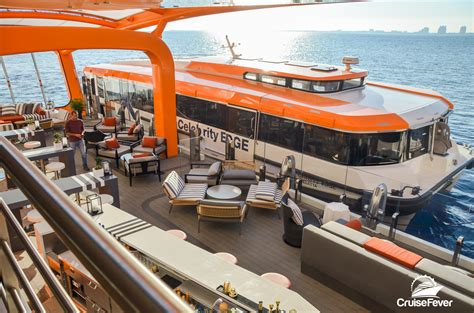 Celebrity Edge New cruise ship will have Magic Carpet
