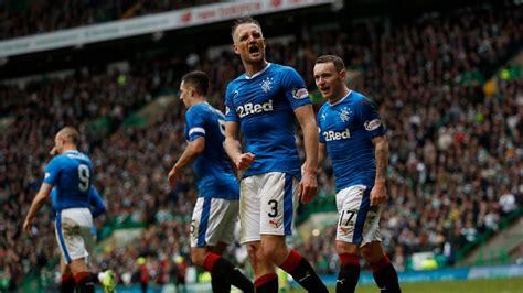 Celtic 1 1 Rangers BBC Sport