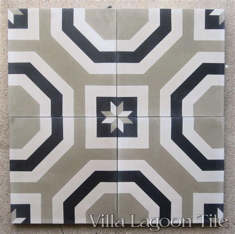 Cement Tile Encaustic Cement Tile by Villa Lagoon Tile