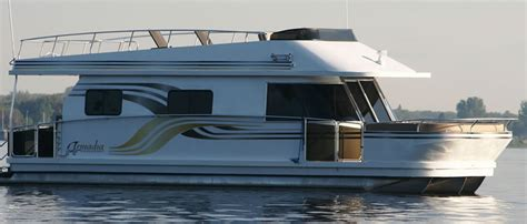 Center Hill Marine Brokerage Houseboats for Sale in