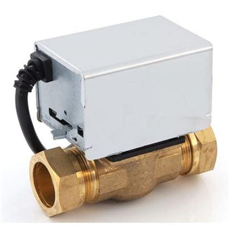 Central Heating motorised valves TalkTalk