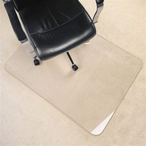 Chair Mat for Low Pile Carpet Heavy Duty 1 4 Inch Grip