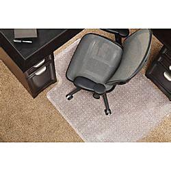 Chair Mats For Carpet OfficeMax officedepot
