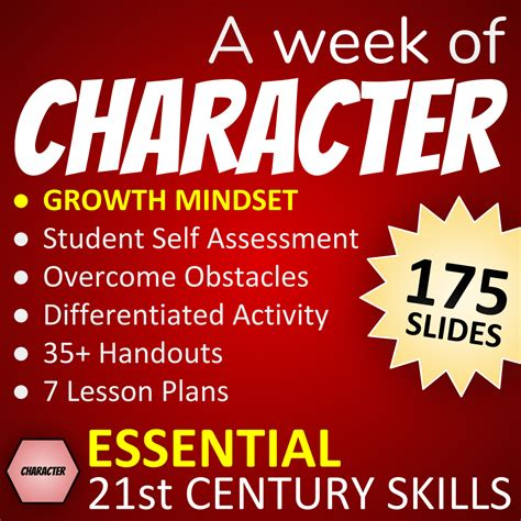 Character Education Guidance Life Skills Lesson Plans